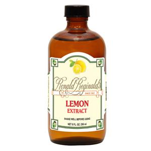 Ronald Reginald's Lemon Extract