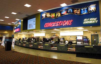 MJR Westland Grand Digital Cinema 16