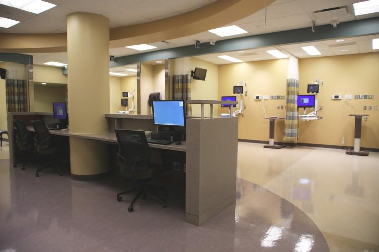 Detroit Medical Center Pre Operative Holding Post