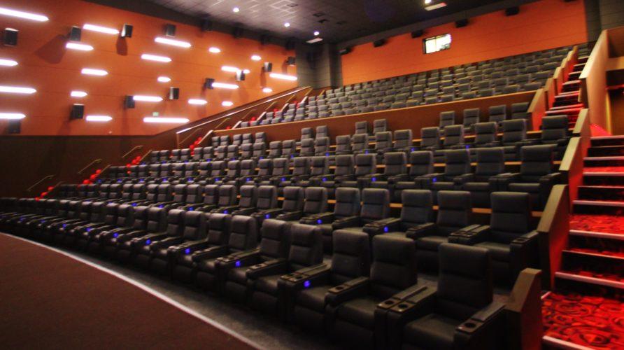 Cinemark 12 Theatre Construction