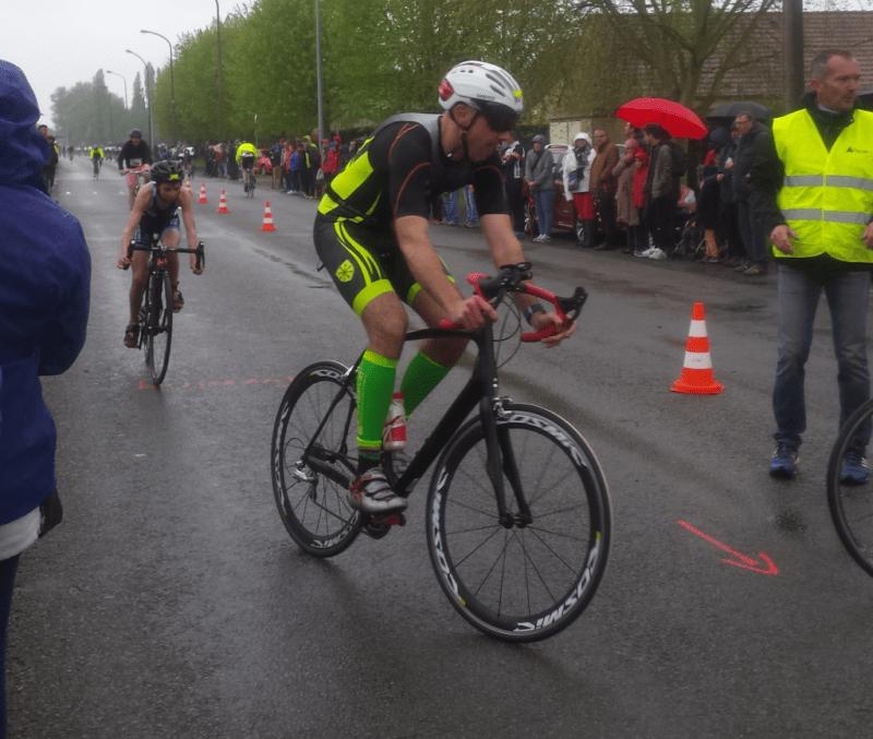 Alexis triathlon Hénin