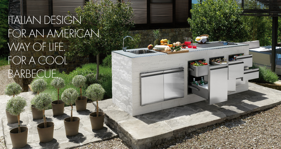 Outdoor Kitchens  outdoor kitchen accessories  Ronda Outdoors  Outdoor Kitchens  outdoor