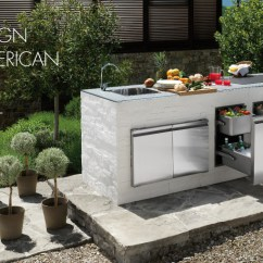 Outdoors Kitchen Black Rugs Outdoor Kitchens Accessories Ronda