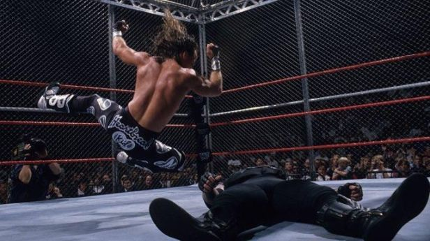 Classic Match: Undertaker vs. Shawn Michaels, Badd Blood: In Your ...