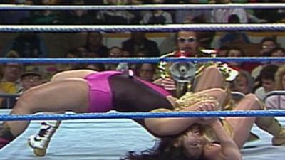 Classic Match: Glamour Girls vs. Jumping Bomb Angels, Royal Rumble 1988 -  RondaRousey.com