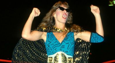 Wrestler of the Week: Wendi Richter - RondaRousey.com