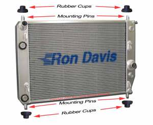 aluminum radiator technical information
