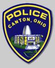 Canton OH police patch