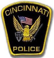 Cincinnati police patch