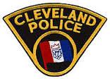 Cleveland police patch