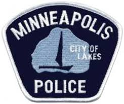 Minneapolis police patch