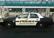 SAPD patrol car