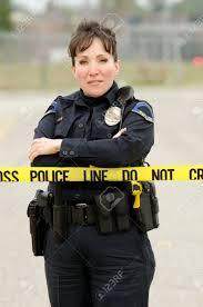 Photo female officer