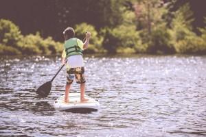 location paddle naussac lagnogne
