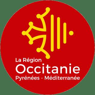 Logo de la Région Occitanie / Pyrénées-Méditerranée