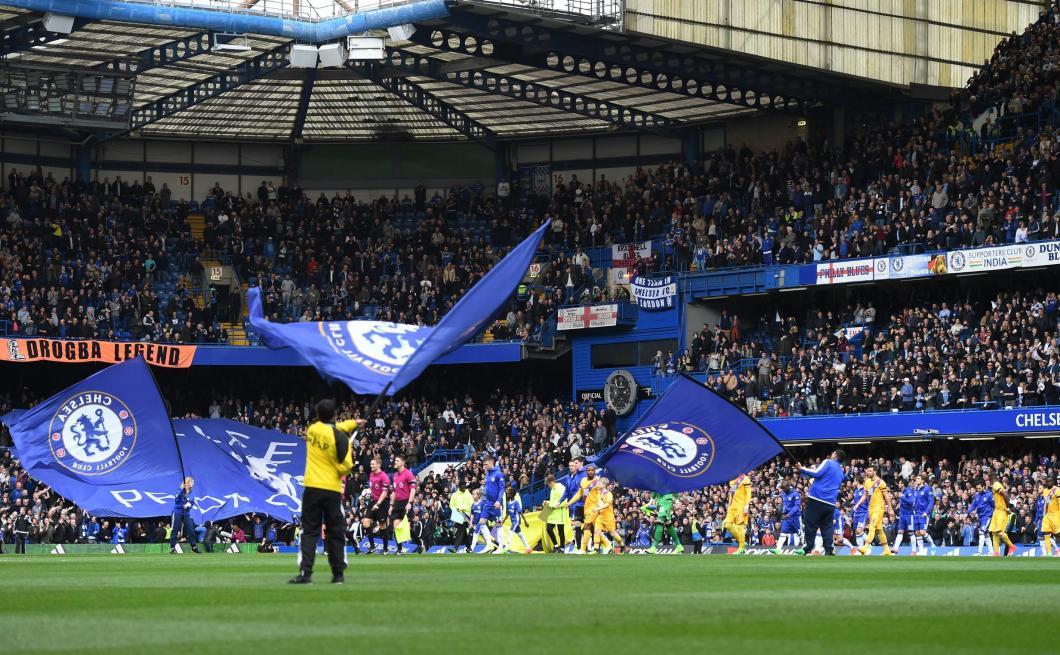 Stamford Bridge y el Barça