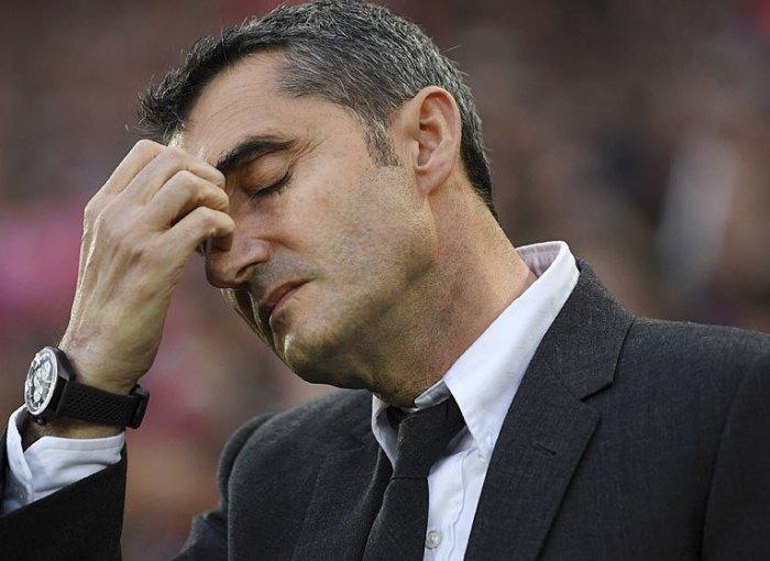 Valverde en el abismo