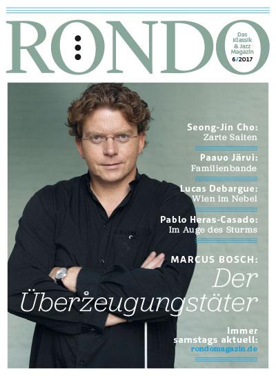 RONDO  Das Klassik  Jazz Magazin