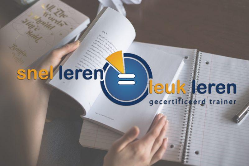 De nieuwe cursus Snel Leren = Leuk Leren start vrijdag 3 september 2021.