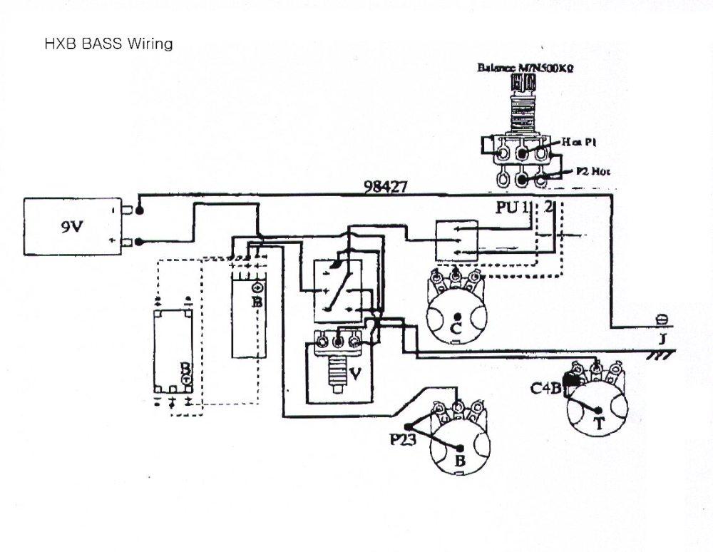 medium resolution of hxb wiring diagram
