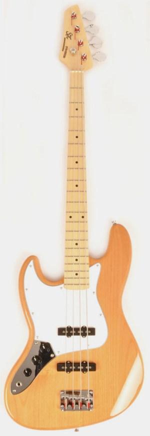 SX Ursa 2 MN Alder NA LH Left Handed Guitar  RondoMusic