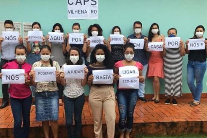 Caps e residentes em psicologia oferecem ajuda no enfrentamento à pandemia com atendimento em saúde mental; veja telefones
