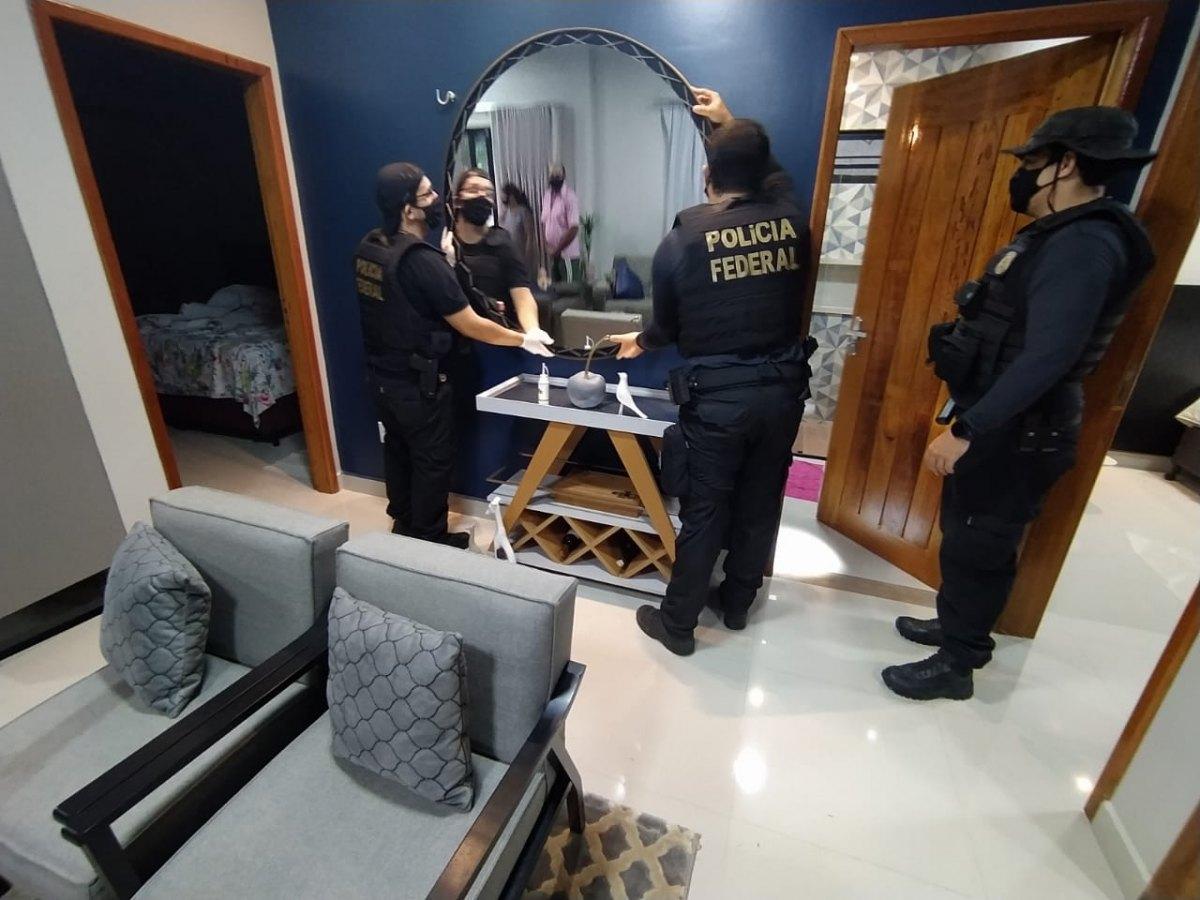 SNIPER: PF faz operação para prender traficantes de drogas sintéticas em festas raves