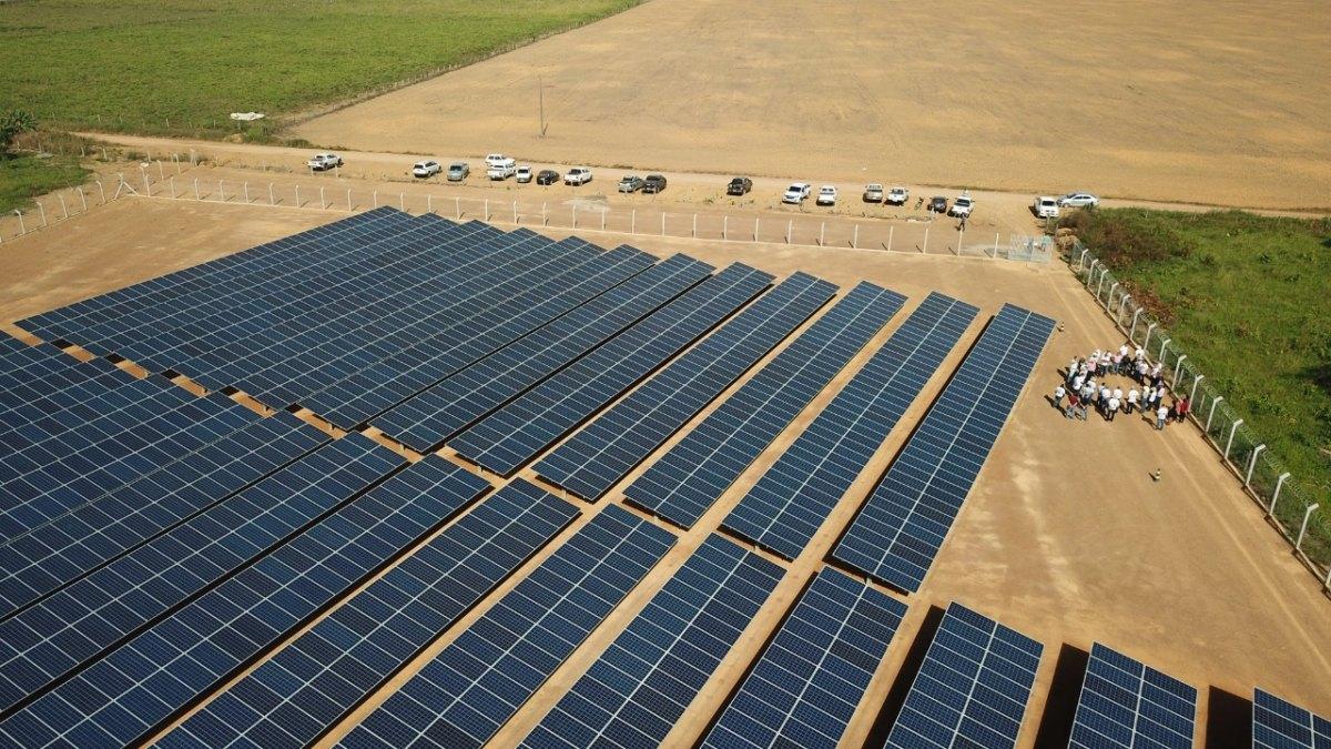 SUSTENTABILIDADE: Rovema Energia entrega a maior fazenda de energia solar em Rondônia