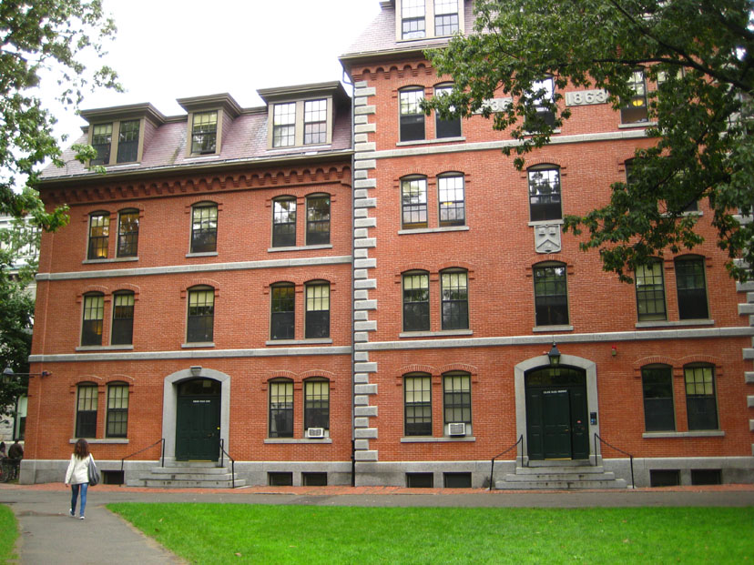 Image result for grays hall harvard