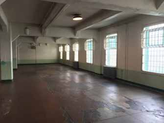 Alcatraz eetzaal