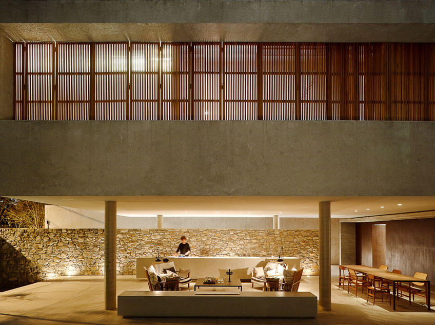 House 6  Marcio Kogan  3D Architectural Visualization
