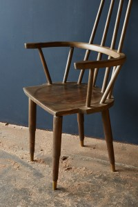 Jupitor Windsor Chair in Casey Dzierlengas studio