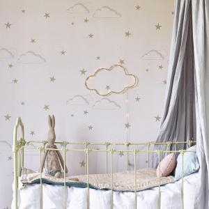 Hibou Home Starry Night Wallpaper