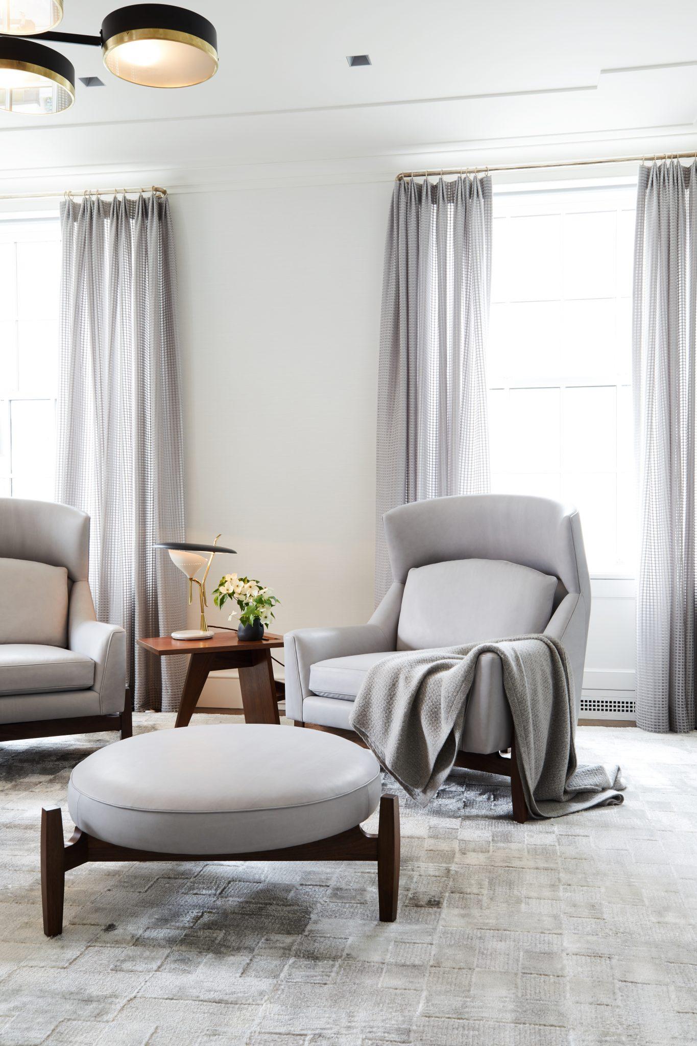 Classic Contemporary Park Avenue Apartment | Ronen Lev