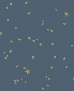 whimsical stars wallpaper