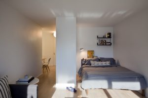 vitsoe shelving bedroom