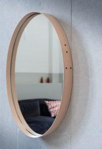 Iona Wall Hung Mirror for bathroom