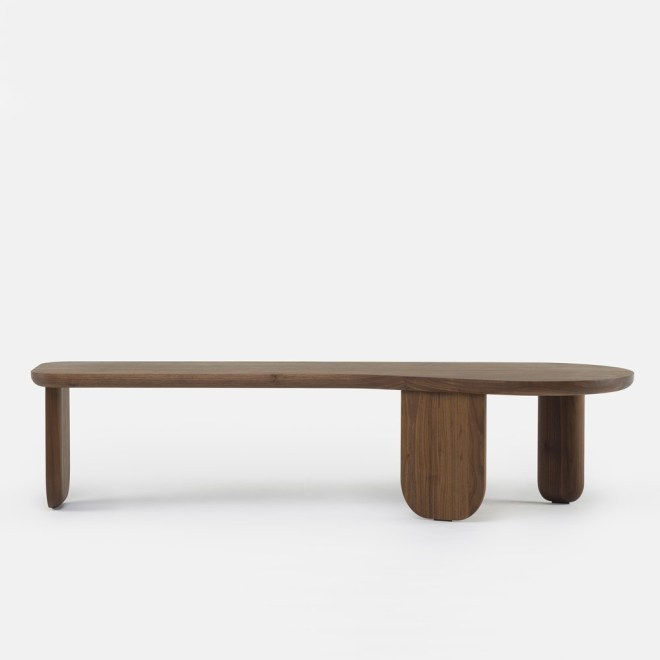 Wooden Benches | Ronen Lev