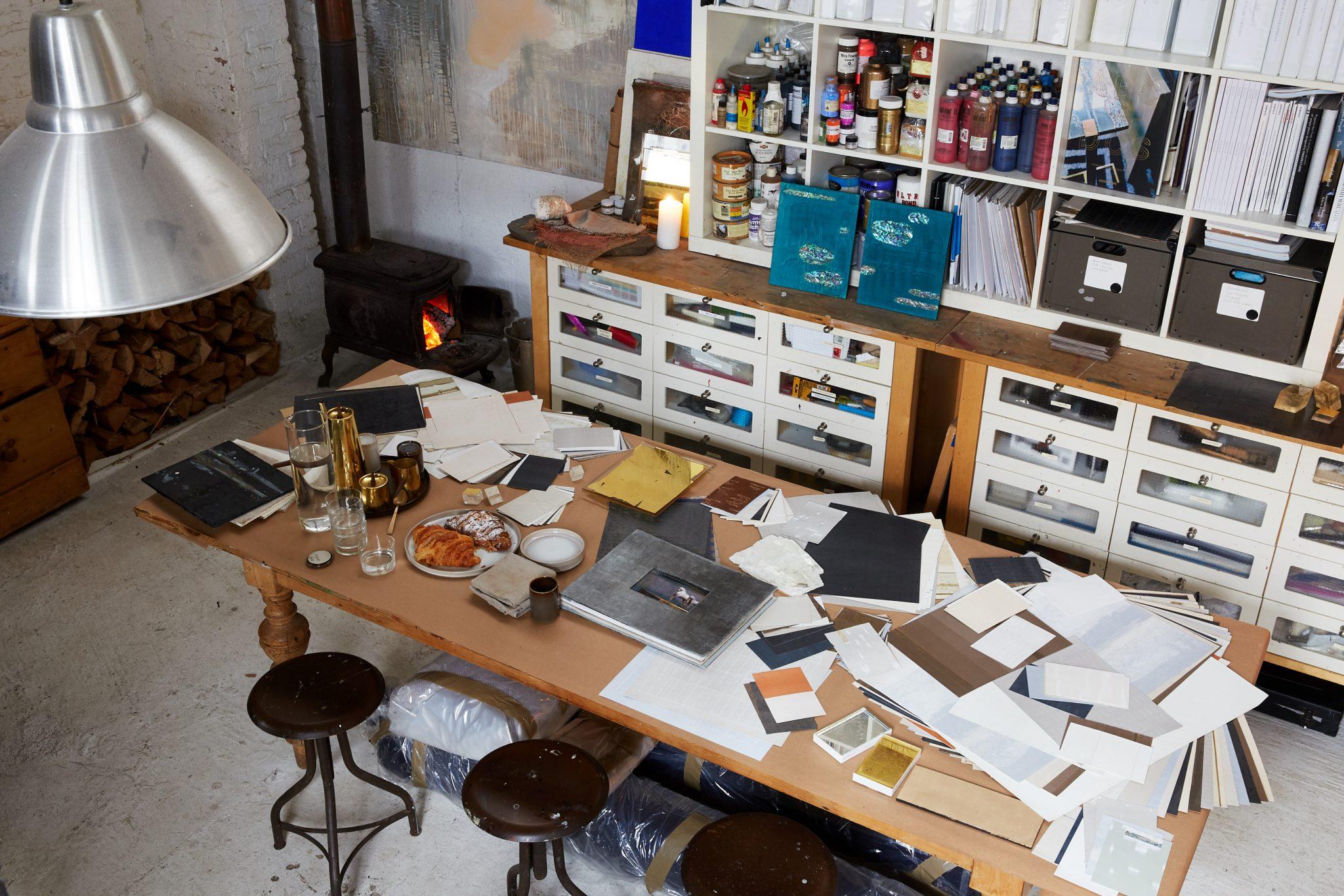 Ronen Lev studio Visit and Interivew with Callidus Guild