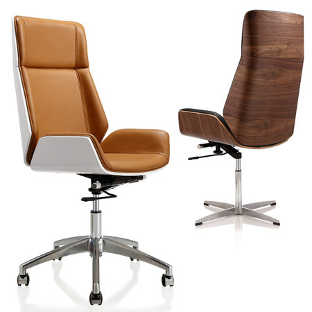 wood office chair stackable kids chairs bent meeting room reception leather visitor