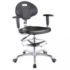 Swivel Office Chair With Wheels Full Body Massage Chairs High Quality Lab Stool Adjustable Laboratory Round ...
