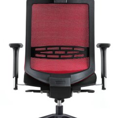 Swivel Chair No Castors The Is Against Wall Shirt Modern Computer Racing Seat High Back Managerial Mesh Office With Headrest ...