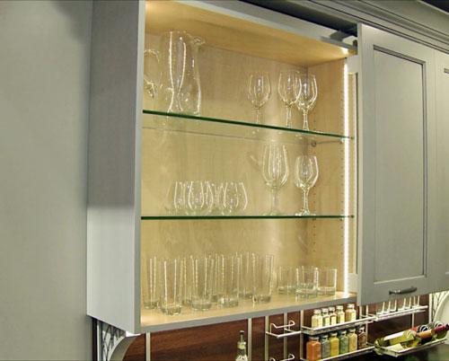 stunning kitchen cabinet storage solutions from the kitchen & bath