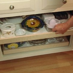 Shelves For Kitchen Cabinets Aid Cookware How To Make Pull Out Diy Projects Videos