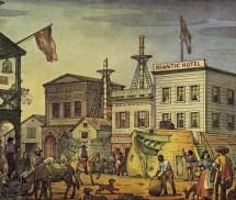 San Francisco during the California Gold Rush