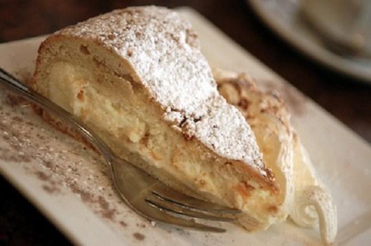 Tortaallaricotta1 Food in Rome