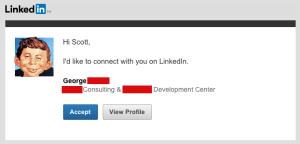 Linkedin, Manners, Scott Sakamoto, LinkedIn Workshop