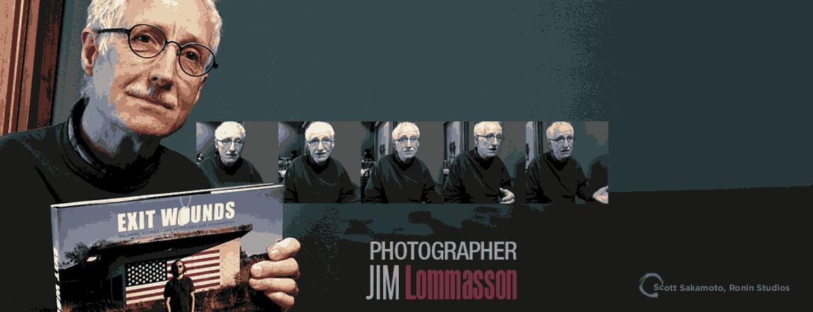 Jim Lommasson, Exit Wounds, Portland, Oregon
