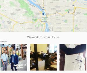 Custom House, We Works, Shared Offices, Scott Sakamoto, Dan Sussman, Dan Morris, Portland oregon