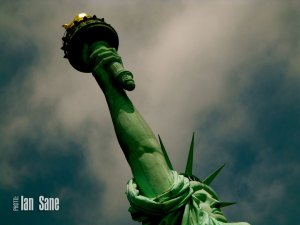 Statue of Liberty, freedom,